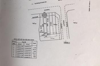 Bán mặt tiền đường lò lu phường trường thạnh quận 9
