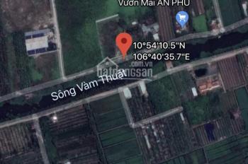 Cần cho thuê gấp đất Hóc Môn, Nhị Bình 15 - 2413 m2, giá 17tr/tháng