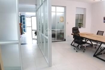 Văn phòng tầng trệt 45m2, được ở lại, phù hợp công ty thiết kế, công nghệ