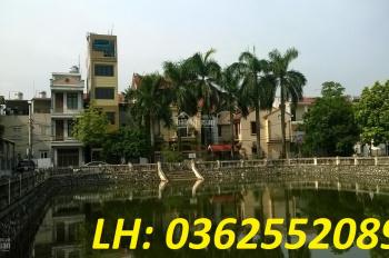 Bán lô đất thổ cư SĐCC 30.4m2 MT 3.7m ngõ hồ Phú Quý đường Quang Tiến Đại Mỗ 1,2 tỷ LH: 0362552089