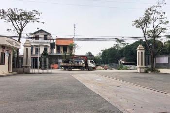 Chính chủ bán xưởng sản xuất kết cấu Thép tại Cầu Vai Réo, Quốc Oai, HN dt 8200m2