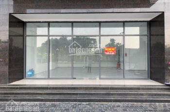 Cho thuê lô góc 90m2 tòa CT1 - Chung cư 43 Phạm Văn Đồng, làm quán cafe, nhà hàng, siêu thị