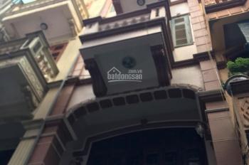 Nhà phân lô 5 tầng Hoàng Cầu, Đống Đa, 45m2, giá 5.55 tỷ