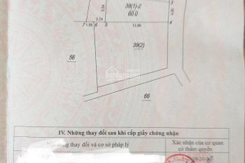 Cần bán mảnh đất mặt đường nhựa, thông giữa các dân cư tại phường Thạch Bàn, Long Biên, DT 60m2