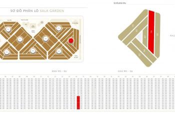 Chính chủ có 8 phần mộ dự án Hoa Viên Nghĩa Trang Sala Garden, cần bán