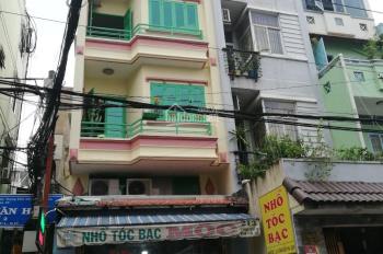 Bán nhà mặt tiền 149 đường Ngô Quyền, phường 6, quận 10, 3,8m nở hậu 4m dài 16m