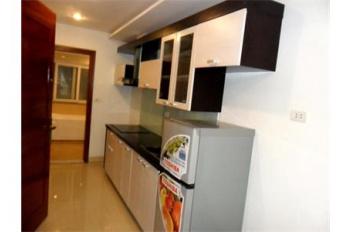 Cho thuê căn hộ chung cư khu Hoàng Cầu DT= 40m2 khép kín