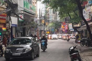 Bán nhà mặt phố Vương Thừa Vũ, DT 180m2, 6 tầng thang máy, MT 5m. Giá 45 tỷ