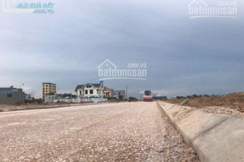 Bán lô đất ở Dĩ An gần chợ Tân Long mặt tiền đường chính Nguyễn Thị Minh Khai 100m2 giá 450tr