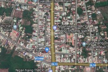 Bán đất khu dân cư Đại Nam, xã Minh Hưng, Chơn Thành, Bình Phước