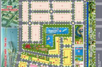 Còn 6 suất mua Long Thành Airport City giá ưu đãi Chiết khấu 8%, DT 110m2, giá 916 triệu