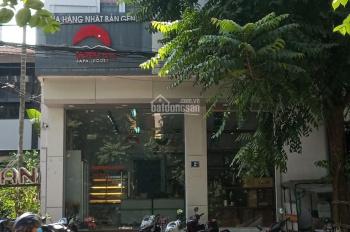 Chính chủ cho thuê nhà mặt phố Phan Kế Bính, gần đầu đường Bưởi, 93m2 x 3 tầng, mt 7m, 30tr/th