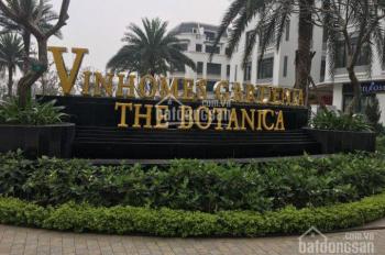 Bán liền kề góc đẹp, kinh doanh tốt phố Vinhomes Gardenia Hàm Nghi. 200m2. giá 31 tỷ