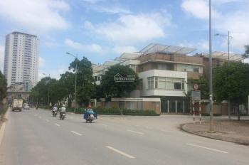Bán liền kề - Biệt thự Văn Phú: 100m2 mặt phố Lê Trọng Tấn, MT 5m, hoàn thiện đẹp, kinh doanh tốt