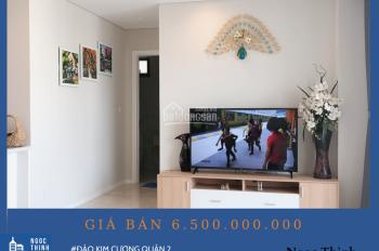 Bán căn hộ 2 phòng ngủ view nội khu tầng cao Đảo Kim Cương giá 6,5 tỷ đồng ( Đã bao gồm thuế phí )