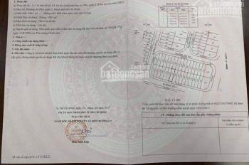 Chính chủ cần bán lô đất KĐT An Phú An Khánh, MT Cao Đức Lân, Q.2, giá 2.6 tỷ/nền, DT 100m2, sổ sẵn