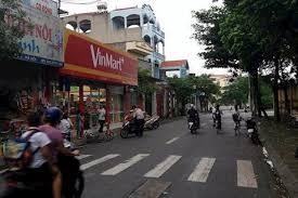 Bán lô đất 95m2 ,MT 5,5m, đang cho thuê KD 12tr/tháng, mặt kinh doanh chợ 230, ngõ 100 Sài Đồng, Lo