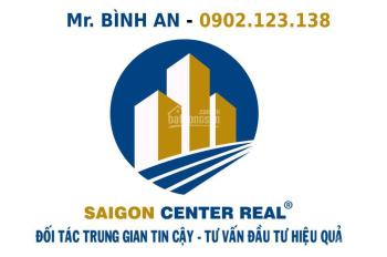 Cho thuê CHDV HXH đường  Trần Hưng Đạo P.Cầu Kho Quận 1, 8x10m trệt, 4 lầu sân thượng, TM, 75tr/th