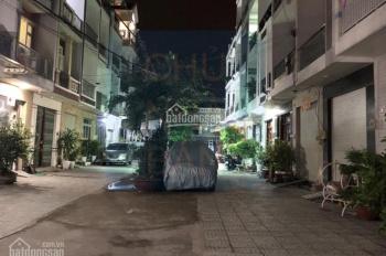Nhà khu nội bộ VIP Tô Hiệu, DT: 4x16m, đúc 4 tấm mới. Giá: 7.35 tỷ