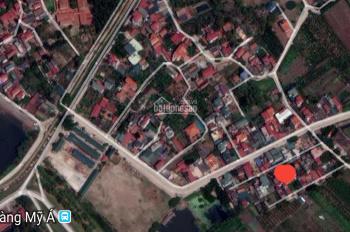 Bán đất thổ cư xã Duyên Hà, Thanh Trì, giá nào cũng bán