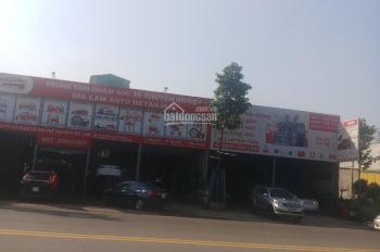 Cho thuê đất mặt tiền đường NA2 cách QL13 60 sát cà phê Thành Tuấn 12tr/tháng. LL 0908194606 nga