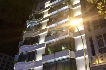 Cơ hội sở hửu tòa nhà HẦM 7 LẦU  MT đường Bạch Đằng P.2 Q.Tân Bình chỉ với 73.5 tỷ