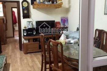 Cho thuê căn hộ TT 208 E2 tại 112 Thái Thịnh 6tr/tháng