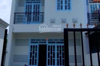 Nhà mới 1 lầu - 2PN, Nguyễn Hữu Trí, Bình Chánh, gần ủy ban, bệnh viện, nhà hoàn công, có sổ