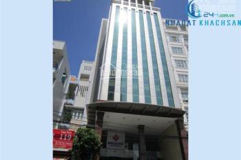 Cho thuê nhà 9 tầng mặt tiền 7,5m phố Nguyễn Khang