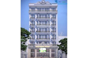 Bán tòa nhà 10 tầng 56 căn hộ apartment phố Kim Mã Thượng