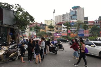 Bán nhà mặt phố Trần Đăng Ninh 100m2 lô góc 2 mặt tiền vị trí xuất sắc kinh doanh đắc địa giá 40 tỉ