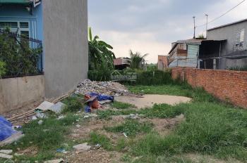 Nhà bán gấp lô đất thổ cư đường Tô Ký, vô 1 sẹt đường rộng 8m ngay chợ, tiện đường đi