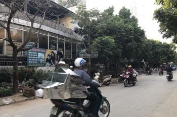 Bán 2 lô đất mặt đường Hoàng Minh Thảo, Lê Chân, Hải Phòng. Giá 6.71 tỷ