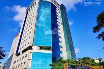 Cho thuê 83m2 sàn văn phòng hạng B giá thuê 292k/m2/tháng phố Tôn Thất Thuyết LH 0982370458