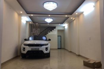 Chính chủ bán nhà mới Đền Lừ 2 ngõ to ôtô 7 chỗ vào nhà, MT 6m, ngõ thông KD tốt 43m2 x 5T, 4,35 tỷ
