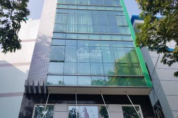 Cho thuê Tòa nhà 1000m2 góc 2MT 80 Bến Vân Đồn, P.5, Quận 4