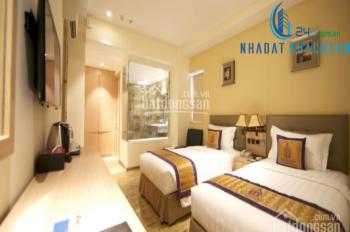 Bán khách sạn 6 tầng mặt tiền 5m, 16 phòng Nguyễn Khánh Toàn