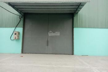 Cho thuê Kho mới 1000m2, có trạm hạ thế, đường Container, Trần Văn Giàu, Quận Bình Tân, 0907266233