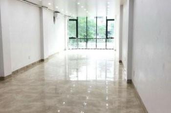 Văn phòng cho thuê mặt phố Nguyễn Khang diện tích nhiều loại 50 đến 120m2 view full kính ô tô đỗ ửa