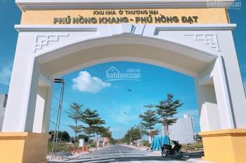 Bán đất hàng ngộp thu về dự án Phú Hồng Đạt, Trục Chính Giá 22tr/m2, sổ hồng riêng 0898.405.502