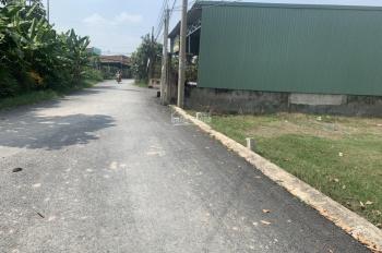 Bán đất 315m2 thổ cư Đức Hòa Thượng đường ô tô 6m giá 5,5tr/m2 ngay UBND đi vào