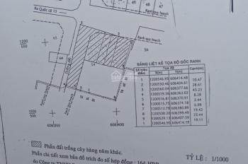 Bán Đất tặng xươbgr 1000m2 2 mặt tiền đường số 8 ql13