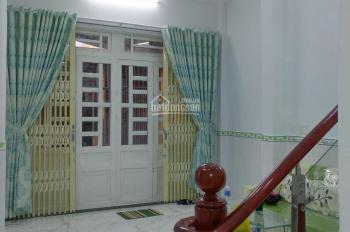 Nhà cấp 4 (1 trệt + 1 lửng) đường Hương Lộ 2, Củ Chi, diện tích 93m2. Giá 925 triệu, sổ hồng riêng