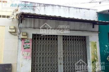 Bán nhà cũ đang bỏ không ở đường Suối Lội, Củ Chi. DT:90m2.Sổ hồng riêng,Giá 850 triệu.