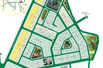 Bán đất Sadeco nghỉ ngơi giải trí Q7 view công viên Phú Mỹ Hưng 12,5x20m chỉ 74tr/m2. LH 0909460360