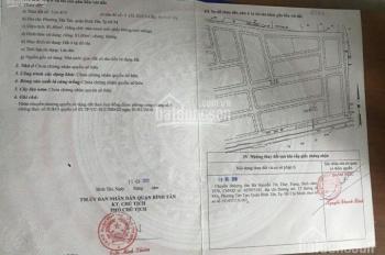 Cần tiền đi nước ngoài bán gấp lô gốc đất KDC Tân Tạo Bình Tân , sổ riêng 4tỷ/nền , Hiếu:0902680537