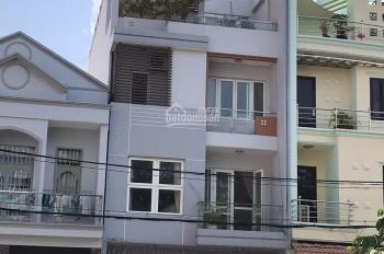 Cho thuê nhà đường số 30 TQĐ Gần đường Nguyễn Thị Thập 6x18m 3 lầu