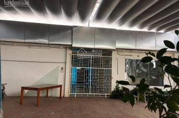 Cho thuê mặt bằng kinh doanh DT 300m2, giá 30 triệu/th, đường B1, khu VCN Phước Hải, Nha Trang