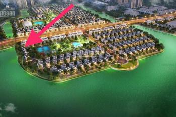 Chính chủ bán biệt thự mặt hồ góc Ngọc Trai 07 - 0x, 302 m2, hơn 30 tỷ, liên hệ: 0981.804.598