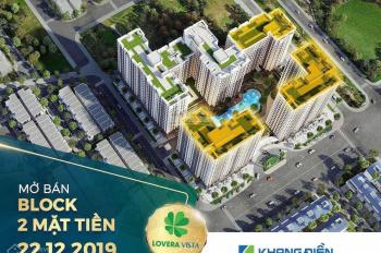 Mở bán 3 block đẹp nhất dự án Lovera Vista thuộc Trịnh Quang Nghị, Bình Chánh - giá: 28 triệu/m2
